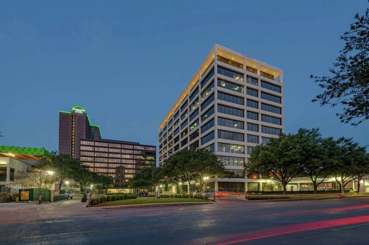 Songy Highroads sold the Galleria Place office campus to an affiliate of Lincoln Property Co. The property includes Galleria Place I, an 11-story building at 5251 Westheimer in the foreground; and Galleria Place II, a 10-story building at 5333 Westheimer; and a building occupied by Regions Bank.