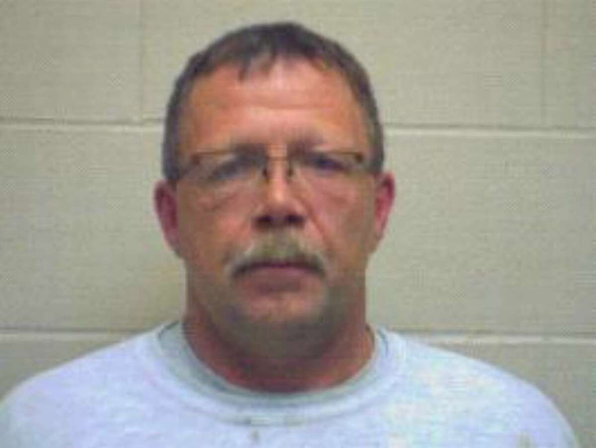 Donald Gregory Krauth, 49, of Barnesville, Minn., has waived extradition and will be coming back to Connecticut to face charges in the 1992 murder of Charles Cromwell of Bethel. Photo courtesy of KFGO News.
