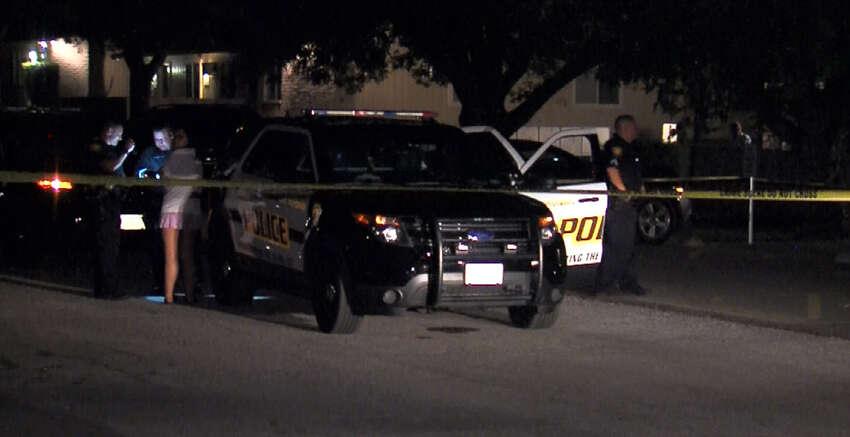 Aug. 29, 2015 - Roger Albrecht Age: 43 Cause: Gunshot Agency: San Antonio Police Department