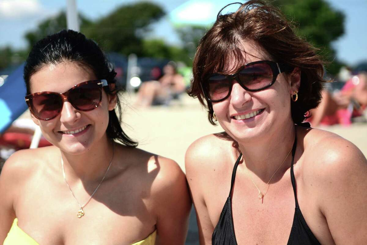 Beach-goers gathered at West Beach in Stamford to enjoy the final dog days of summer on Saturday, August 29, 2015. Were you SEEN?