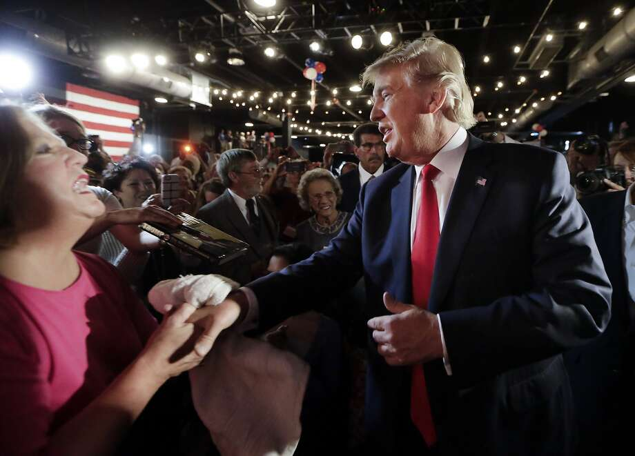Donald Trump said Mexico was exporting rapists and infectious diseases 