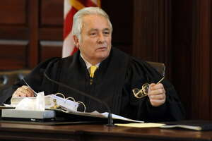 Pulver, judge in ballot fraud case, dies - Photo