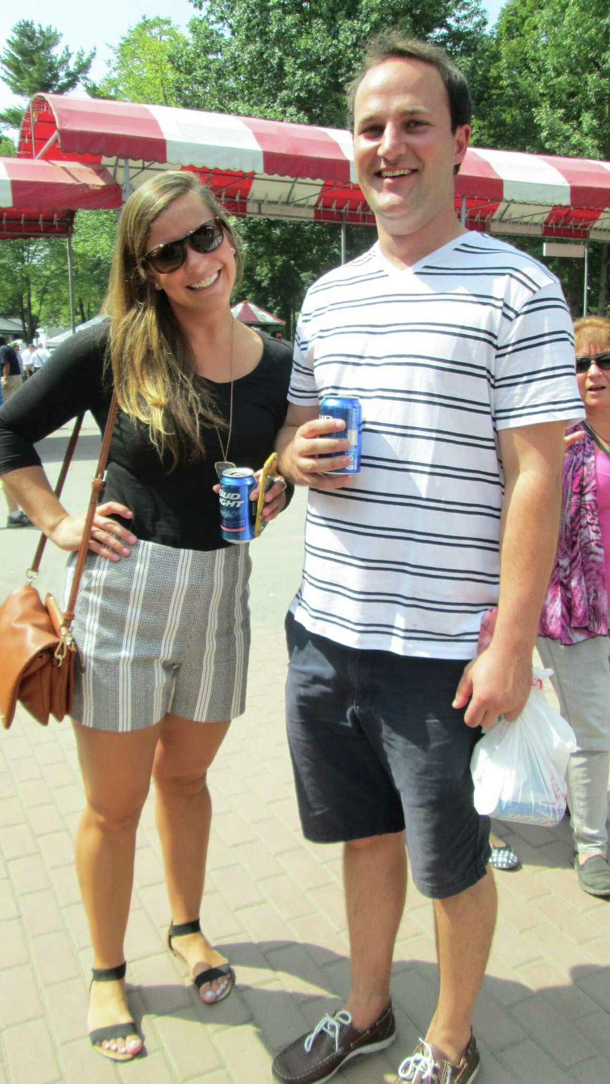 Were you Seen at Travers Day at the Saratoga Race Course in Saratoga Springs on Saturday, August 29, 2015?