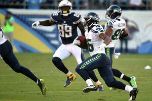 Live coverage: Seahawks at Chargers - Photo