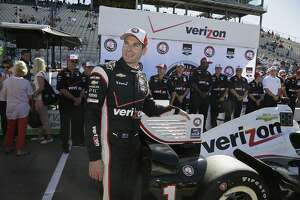 Will Power takes pole in record time for GoPro Gran Prix - Photo