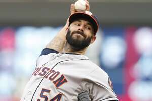 Fiers leads Astros to victory over Twins - Photo