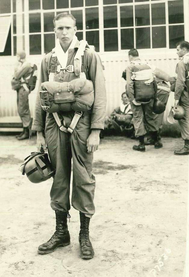 Harvey Baker saw action on D-Day and during the Battle of the Bulge. Photo: Courtesy Photo