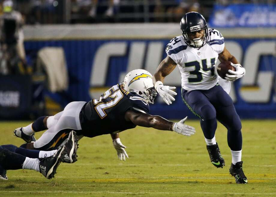 Preseason Week 1: Aug. 10-14