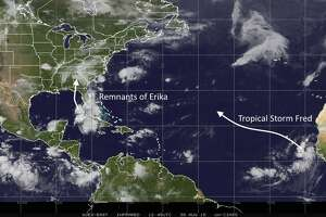 After formation of Tropical Storm Fred, Atlantic tropics could quiet down - Photo