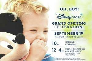 Disney Store set to open Sept. 19 at Crossgates Mall - Photo