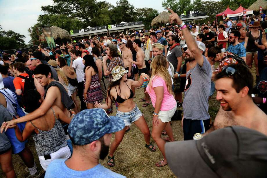 Hundreds showed up in San Marcos for last year's Float Fest, a weekend-long music, camping and tubing festival.Click through to see who was out at the party on the river. Photo: By Kody Melton, For MySA.com