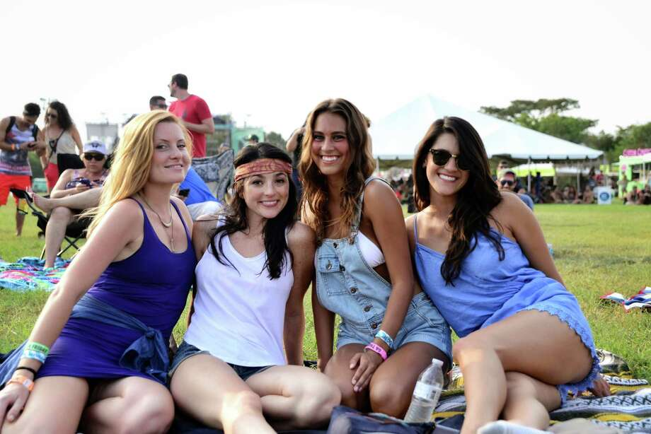 On Saturday hundreds showed up in San Marcos for the 2015 Float Fest, A weekend-long music, camping and tubing festival. Photo: By Kody Melton,  For MySA.com