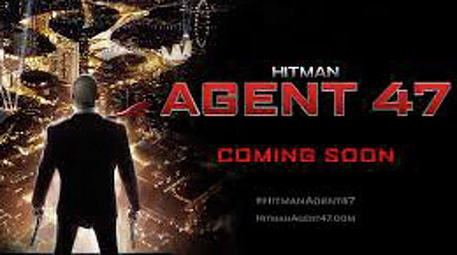 """Hitman: Agent 47"" is a new movie sequel to a 2007 film based on a video game. Photo: Contributed / Contributed Photo / Westport News"