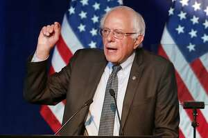 Sanders says he's prepared to use military force if necessary - Photo