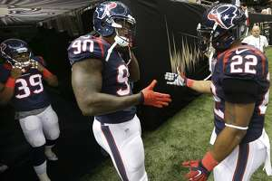 LIVE: Texans take on Saints - Photo