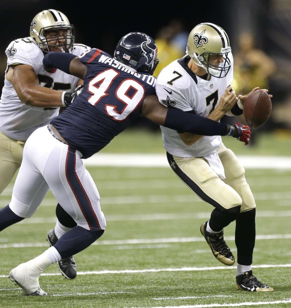 25. Texans-Saints Sunday, Aug. 30 Ch. 26 774,129