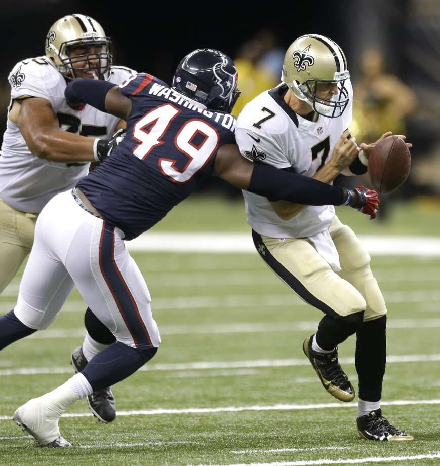 25. Texans-SaintsSunday, Aug. 30Ch. 26774,129 Photo: Brett Coomer, Houston Chronicle