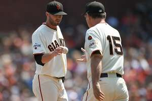 Chris Heston stumbles, Giants fall to Cardinals - Photo
