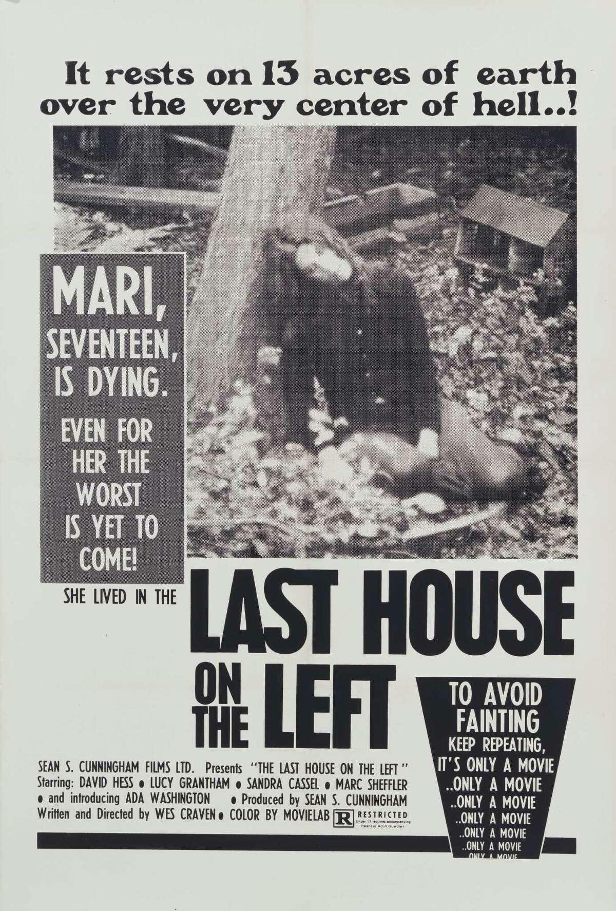 The Last House on the Left (1972) Filmed in Westport, Conn.; Redding, Conn.