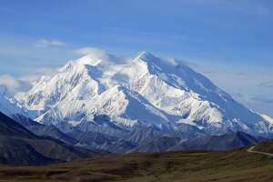 Mount McKinley now Denali - Photo