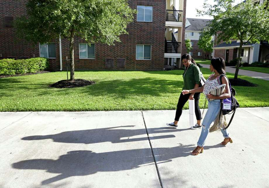 As students return to Prairie View A&M following the death of Sandra Bland this summer, many consider questions about how the death and racial tensions that have followed will affect them in the community. Photo: Melissa Phillip, Staff / © 2015 Houston Chronicle