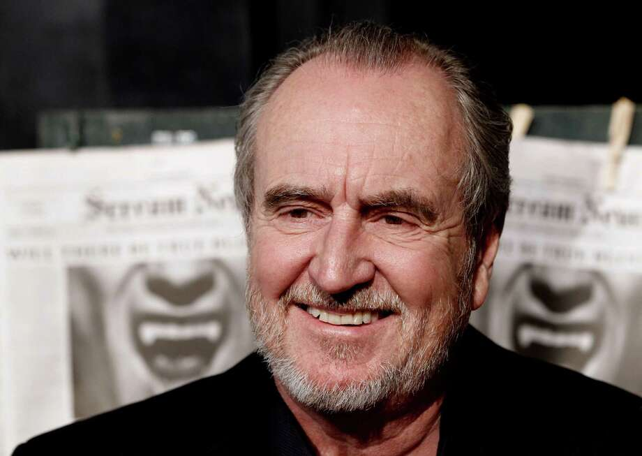"Wes Craven said he drew upon his life in Cleveland, where he lived next to a cemetery on an Elm Street, to make ""Nightmare on Elm Street."" Photo: Matt Sayles /Associated Press / AP"