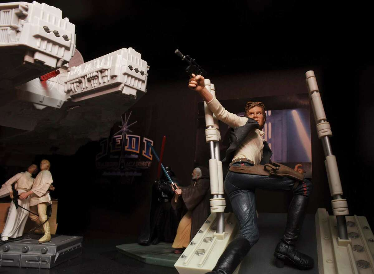 This Han Solo figure from the
