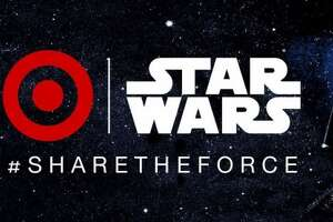 Target: Colonie store celebrates Star Wars with 12:01 a.m. opening Friday, Sept. 4 (plus save up to $25) - Photo