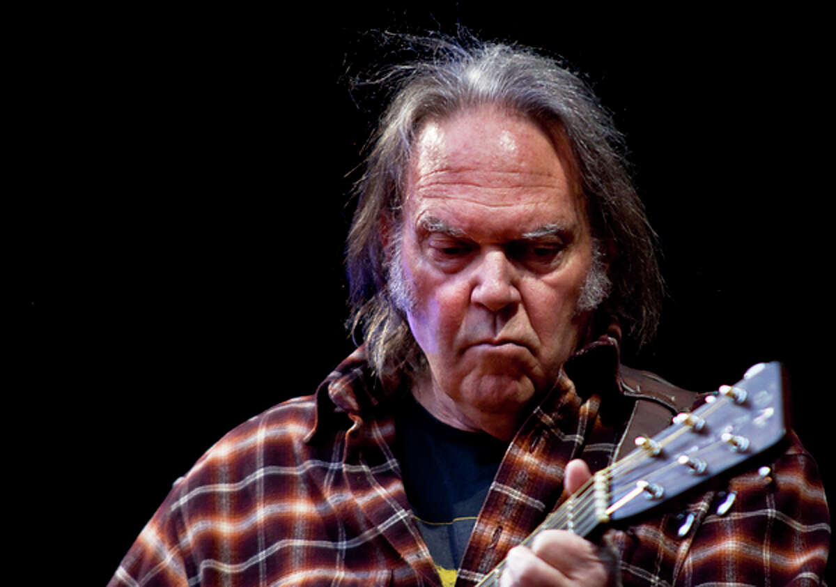 Neil Young Young has also asked the GOP nominee not to use his song