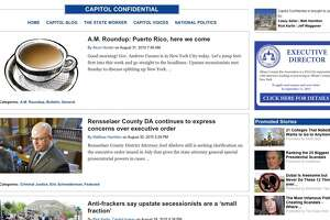 Welcome to the new-look Capitol Confidential - Photo