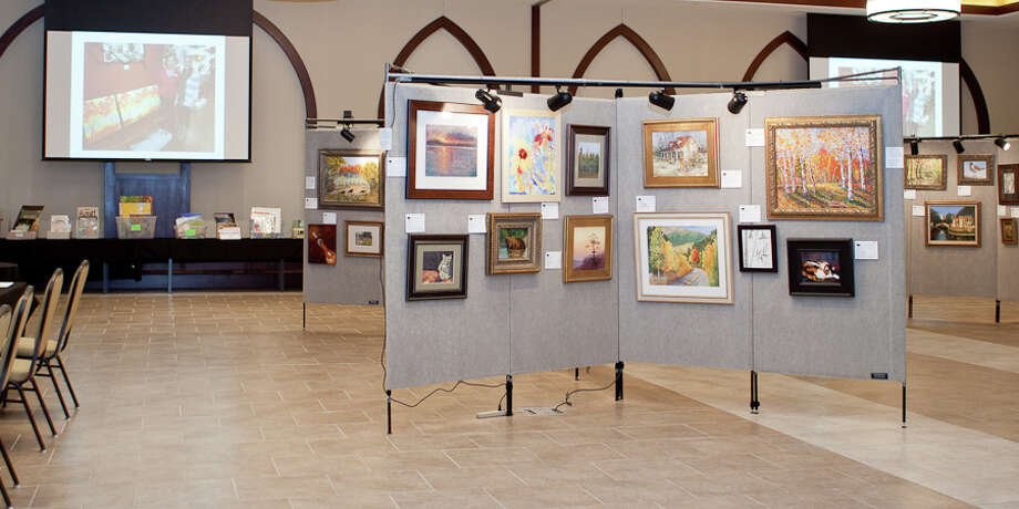 More than 300 works of art by more than 40 members of Die Kunstler von Fredericksburg will be on display at the group's 23rd annual Art Show and Sale Nov 13-15.  The event at the Zion Lutheran Church Hall, 424 W. Main St. in Fredericksburg, is free and open to the public. Visit  www.diekunstler.com or  www.facebook.com/dkfredericksburg for more information. Photo: Kathy Weigand, Photos Provided By Die Kunstler / Kathy Weigand