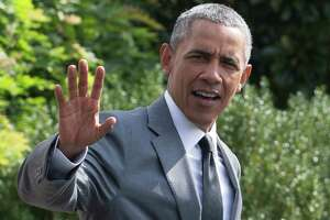 Barack Obama to Trek Through the Wilderness for Running Wild with Bear Grylls - Photo