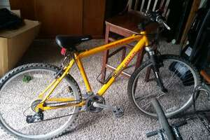 Austin man selling Shiner Bock bicycle for $100 on Craigslist - Photo