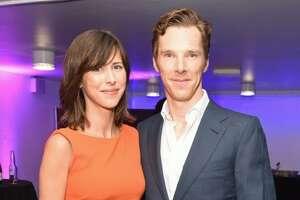 Name of Benedict Cumberbatch's son revealed - Photo