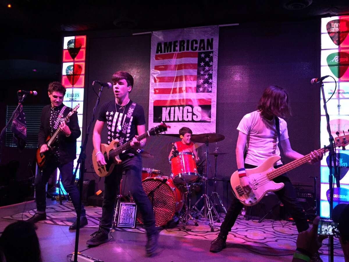 American Kings perform at Picks Bar