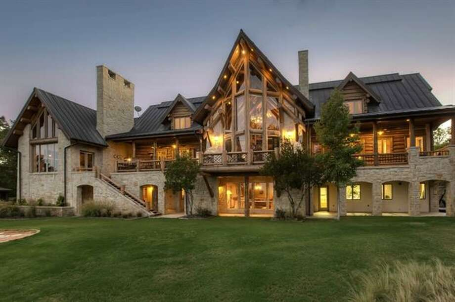 vacation dream homes in texas small towns houston chronicle