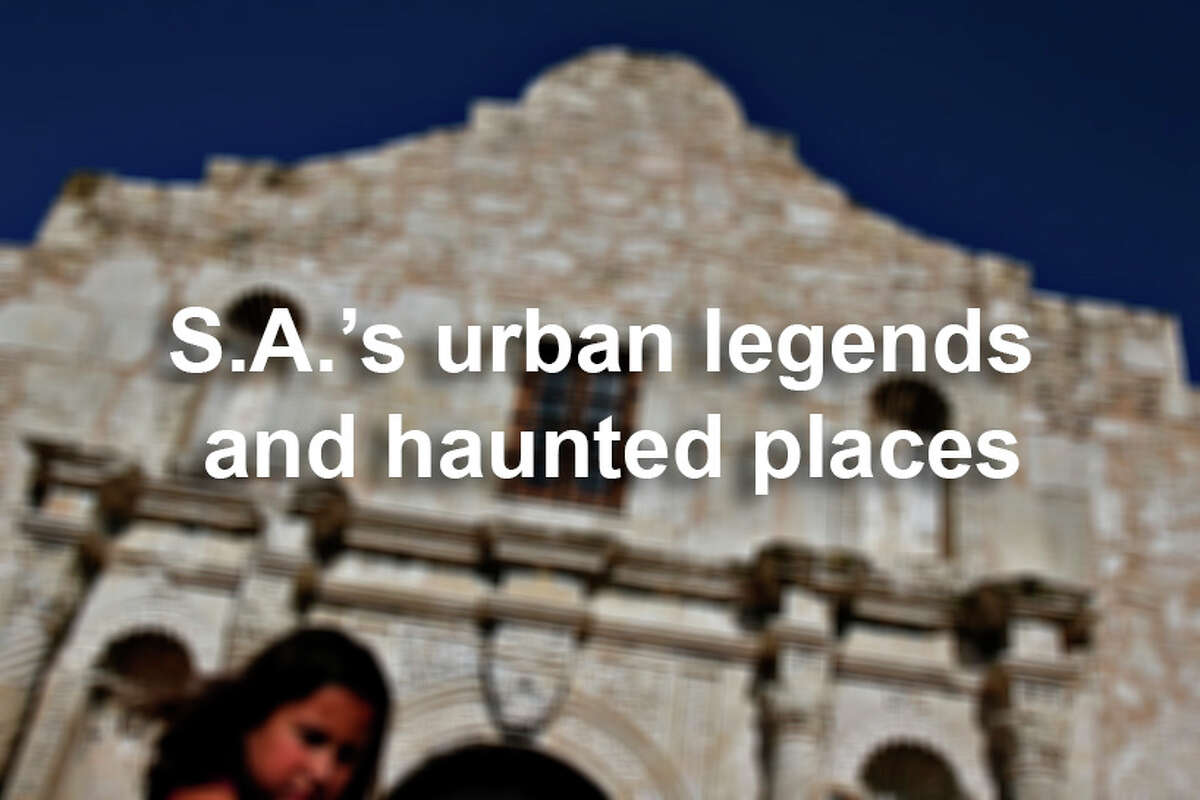 We've clawed through the San Antonio Express-News archives to resurrect some of the spookiest tales that still haunt the Alamo City. Click through to see which spots in San Antonio should give you the shivers. Source: San Antonio Express-News archives