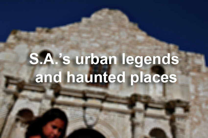 We've clawed through the San Antonio Express-News archives to resurrect some of the spookiest tales that still haunt the Alamo City. Click through to see which spots in San Antonio should give you the shivers.