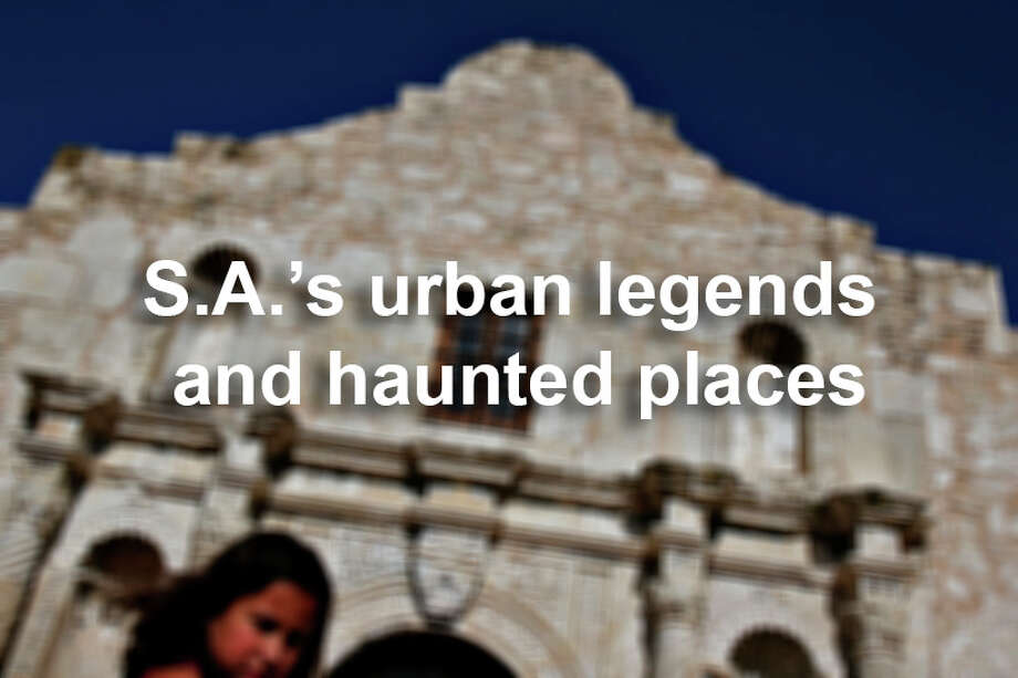 We've clawed through the San Antonio Express-News archives to resurrect some of the spookiest tales that still haunt the Alamo City. Click through to see which spots in San Antonio should give you the shivers. Photo: NICOLE FRUGE, San Antonio Express-News / SAN ANTONIO EXPRESS-NEWS