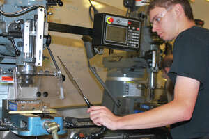 NVCC launches second advanced manufacturing technology class at Abbott Tech - Photo