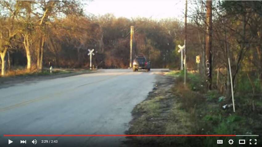 YouTube is full of videos with documenting (and debunking) the phenomenon of the ghost tracks on Shane Road. One of the most popular, creepy videos of the ghost tracks is one from Dark Haunts Video. The comments section can get pretty heated.