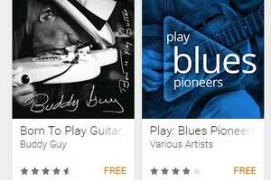 Google Play: Free album downloads – Buddy Guy and blues compilation - Photo
