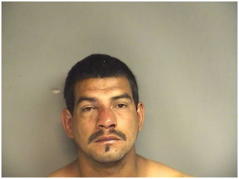 Bertin Lazaro, 31, of Stamford, was charged with assault and reckless endangerment for throwing empty beer bottles at the entrance to the Rhumba Cafe on West Main Street, early Sunday morning Photo: Stamford Police Department / Contributed Photo / Stamford Advocate Contributed