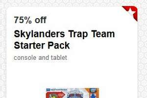 Target Cartwheel: Take 75% off Skylander's Trap Team Starter Pack (pay as low as $7.50) - Photo