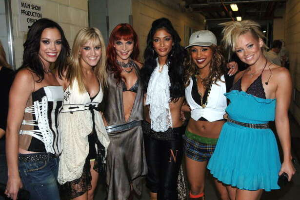 Pussycat Dolls (Photo by Jeff Kravitz/FilmMagic)