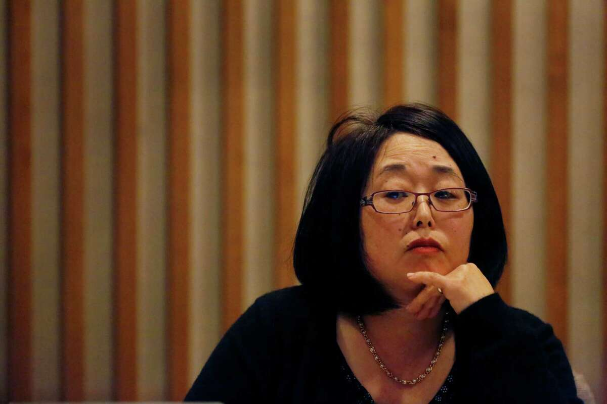 Emily Murase is the executive director of the San Francisco Department on the Status of Women, which oversees the human trafficking task force.