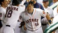 Astros navigate by Mariners, 8-3 - Photo