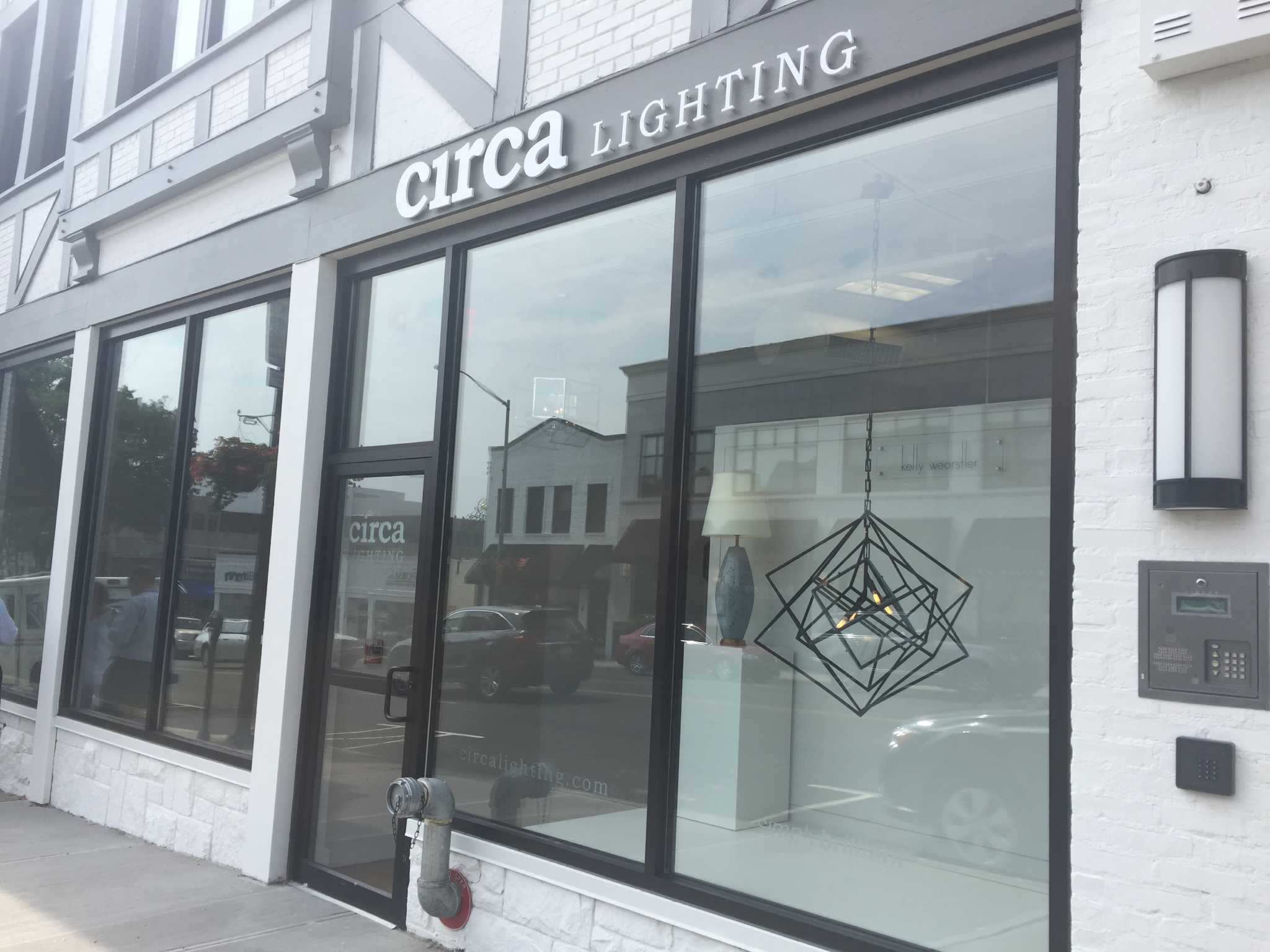 Circa lighting opens newest showroom in greenwich