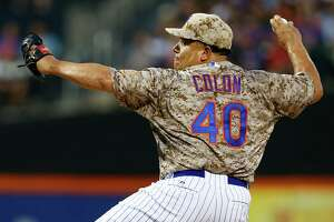 Colon makes quick work of the Phillies - Photo