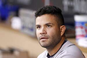 Jose Altuve had an amazing August - Photo
